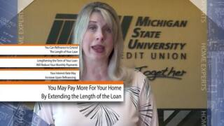 Increasing the term of your mortgage
