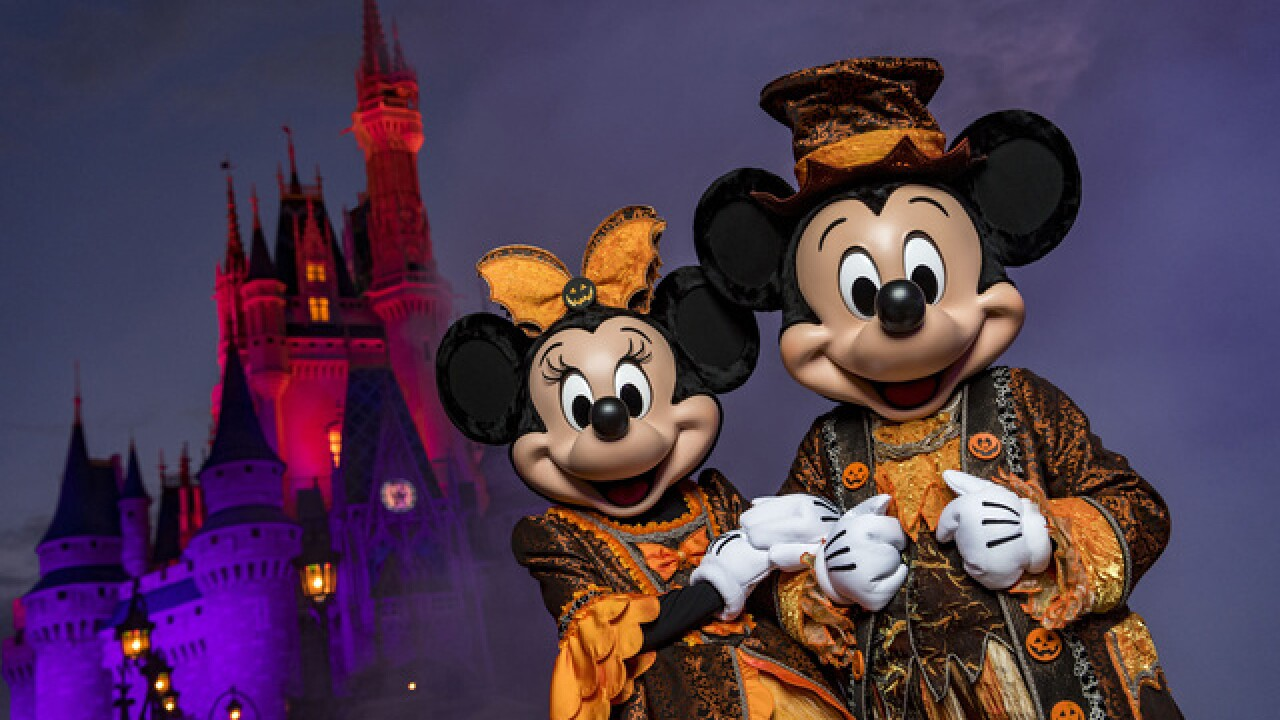 Mickey's Not-So-Scary Halloween Party canceled