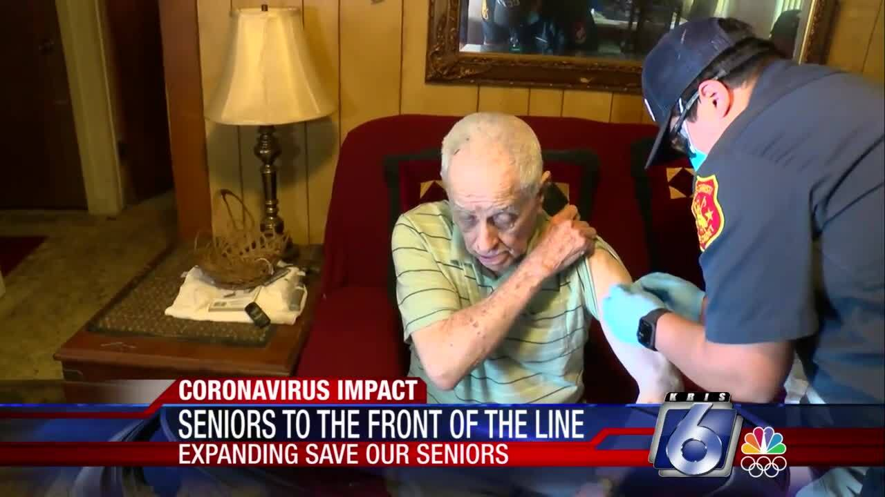 Save Our Seniors program