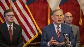 Gov. Abbott will discuss violent protests from Dallas