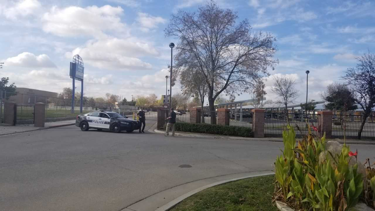 Bakersfield Christian High School lockdown