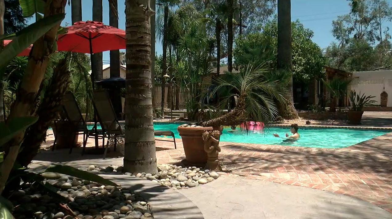 Bakersfield Swimming Pool