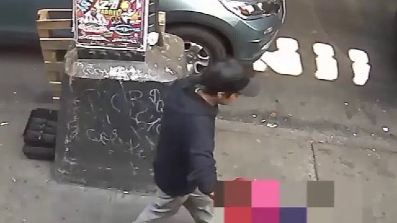 Grandma chases down would-be kidnapper in Brooklyn, rescues toddler
