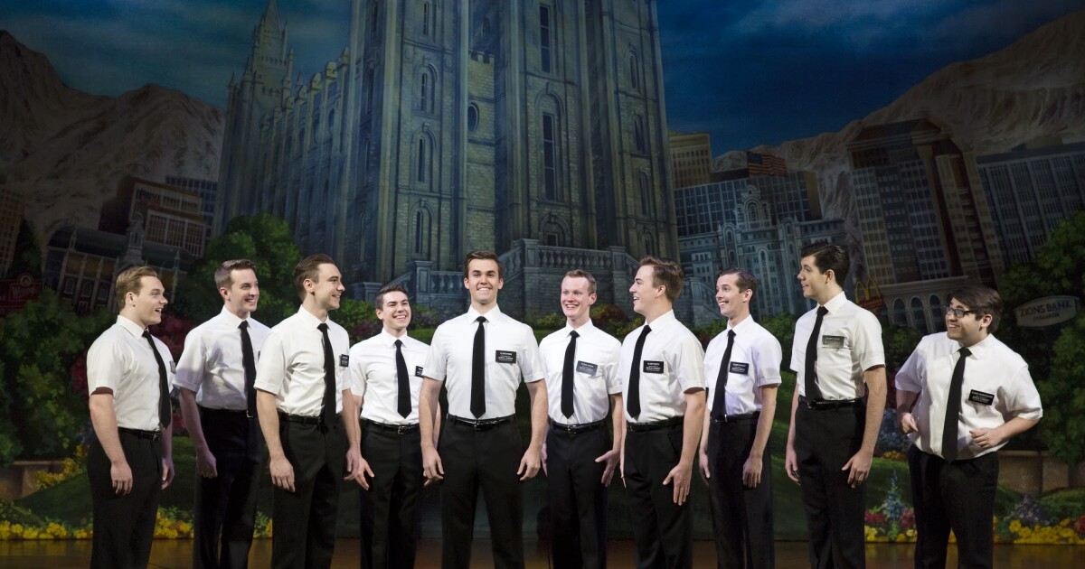 $25 tickets available for popular Book of Mormon musical