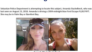 Sebastian police say missing woman found safe
