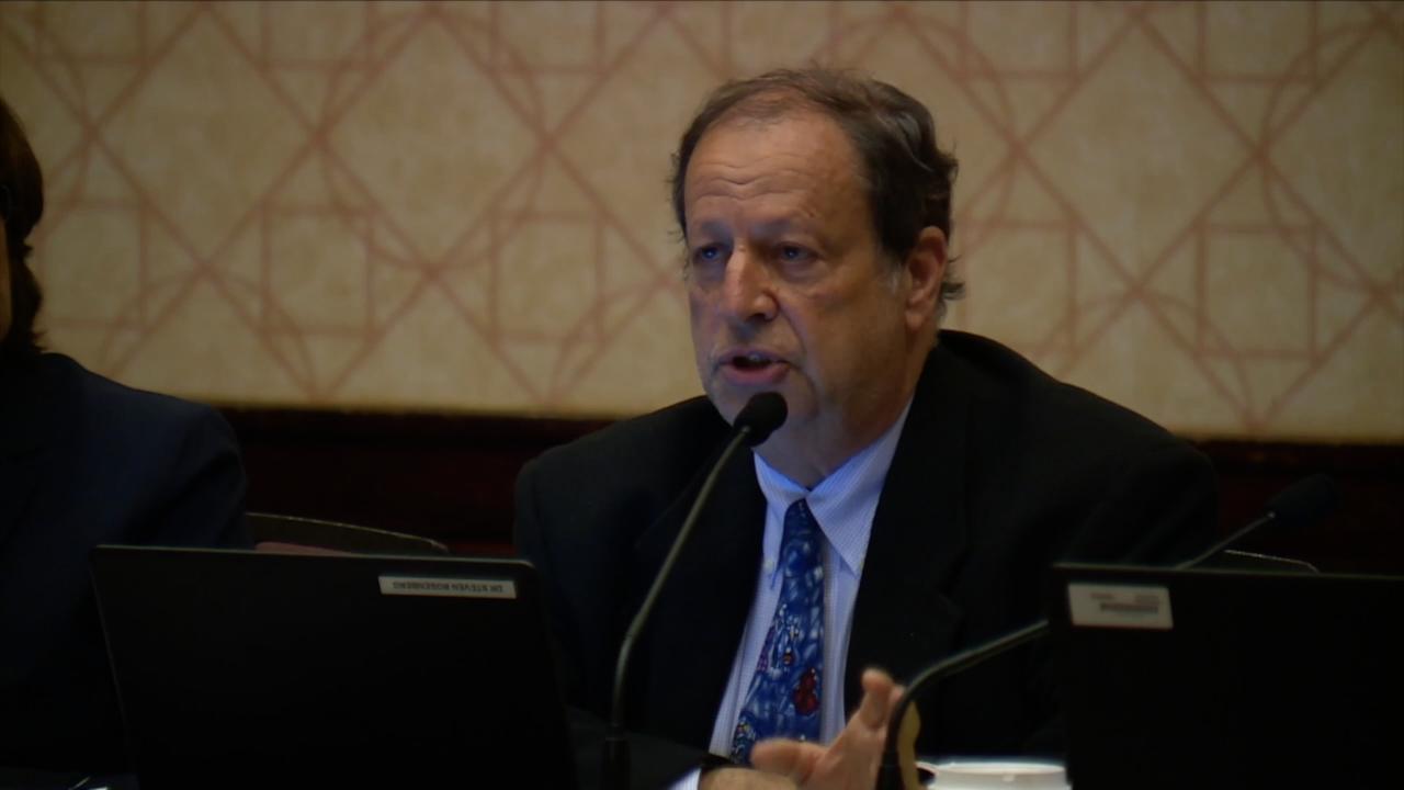 Dr. Steven Rosenberg Chair, FL Medical Board