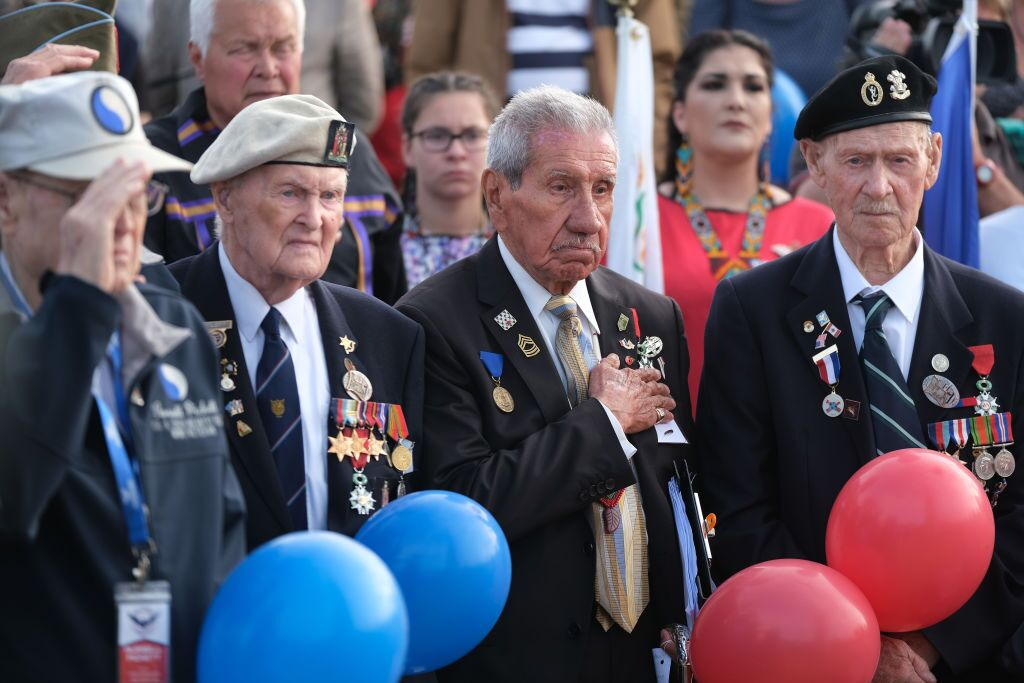 Photos: Remembering D-Day 75 years later