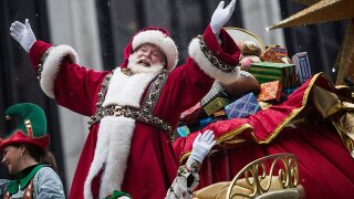 Santa Claus: It's really a matter of what you believe