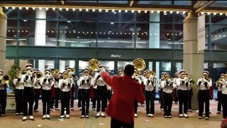 Shaw High School Marching Band