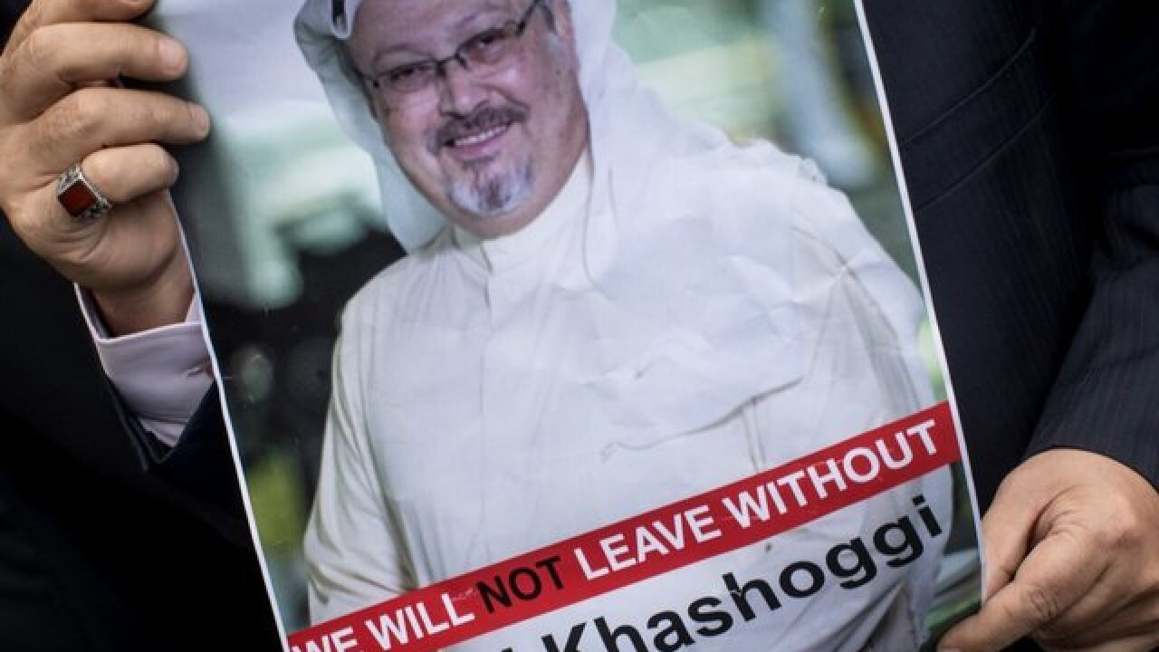 Prosecutor says journalist Khashoggi strangled as soon as he entered Saudi Consulate