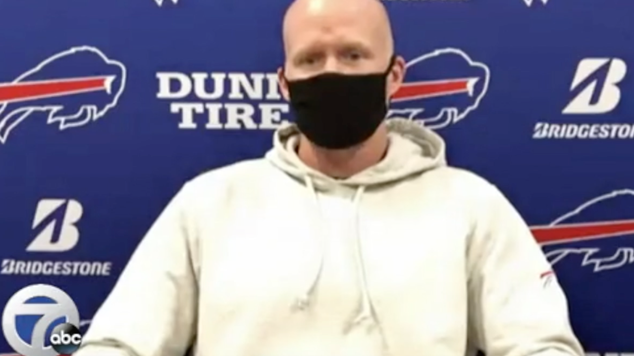 Coach McDermott says he can't thank fans enough