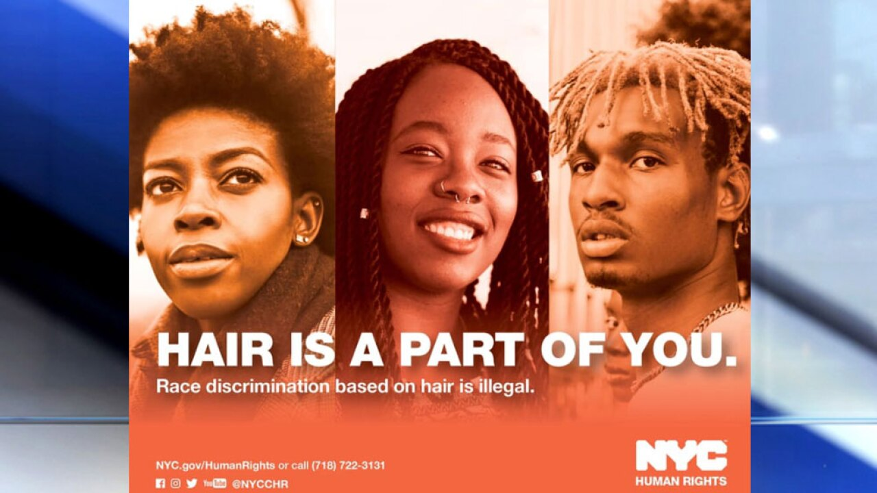 Image result for New York Set To Ban Discrimination Based On Hairstyle