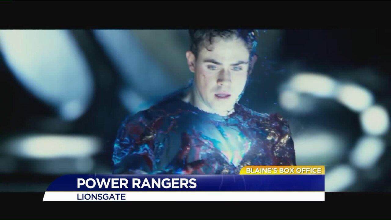 Blaine's Box Office: PowerRangers