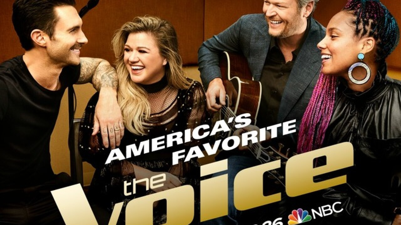 The Voice and Good Girls premiere Feb. 26