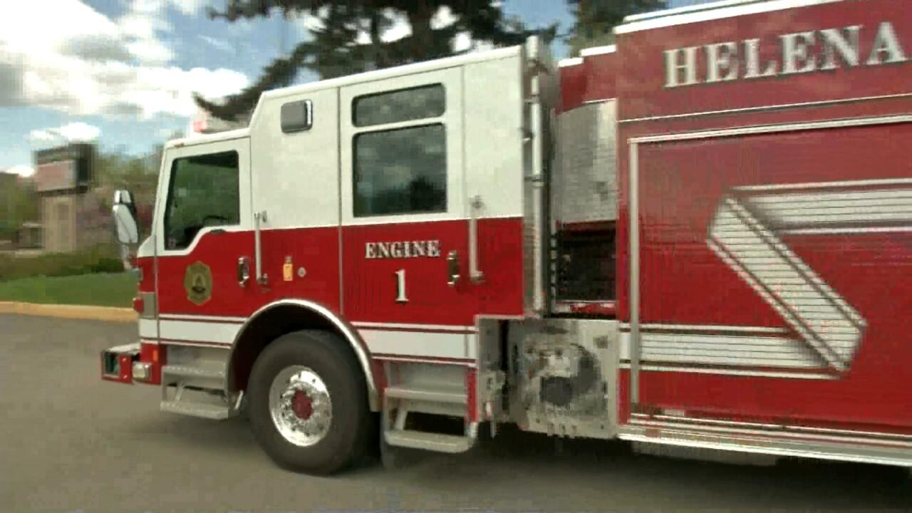 Helena Fire Response