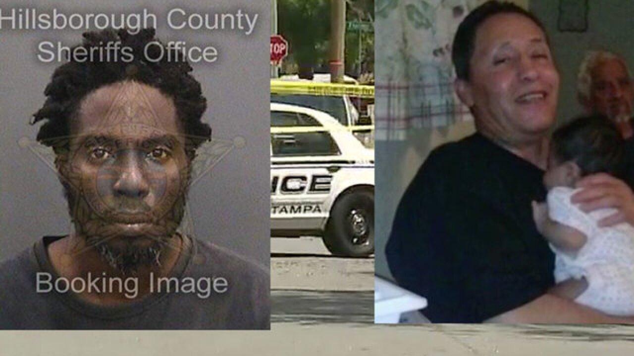 Police arrest Tampa man in road-rage homicide