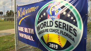 Babe Ruth Softball World Series 2019 held in Stuart, Florida