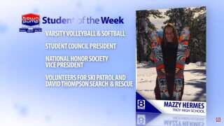 Student of the Week: Mazzy Hermes