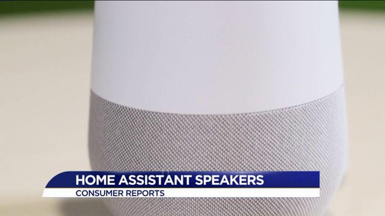 Consumer Reports: Google Home vs. AmazonEcho