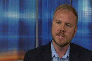 Democratic U.S. Senate candidate John Mues