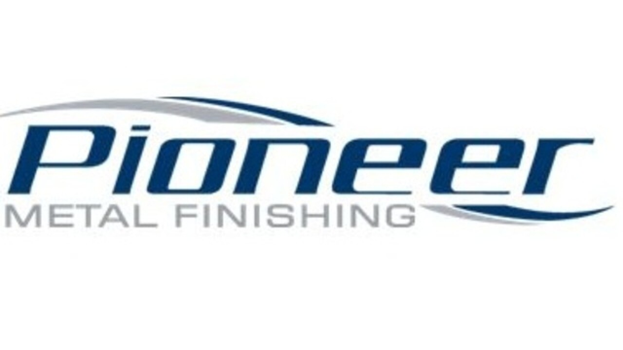 52 People To Lose Jobs After Pioneer Metal Finishing LLC Closes In