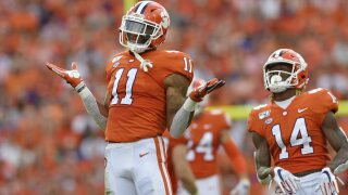Lions reportedly have had 'a lot of pre-draft contact' with Clemson LB Isaiah Simmons