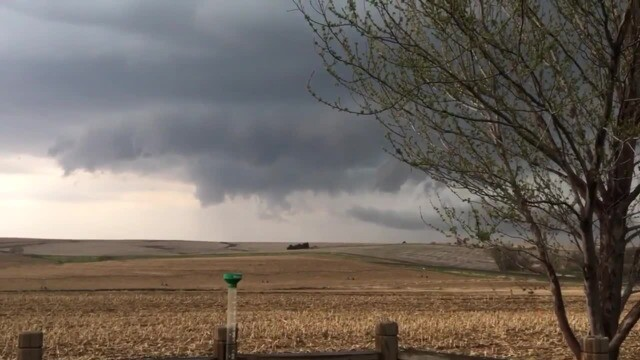 GALLERY: Severe weather North and West of Omaha