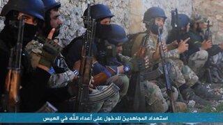 Syria retakes Qaryatain from ISIS