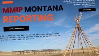 Blackfeet Community College creates website to report missing persons