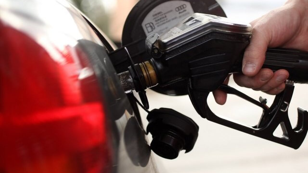 Las Vegas Gas Prices >> Average Gas Prices In Las Vegas Area Increasing