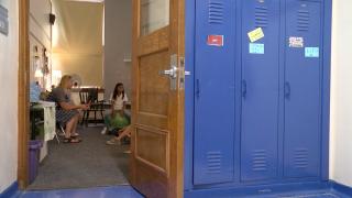 DPS classroom