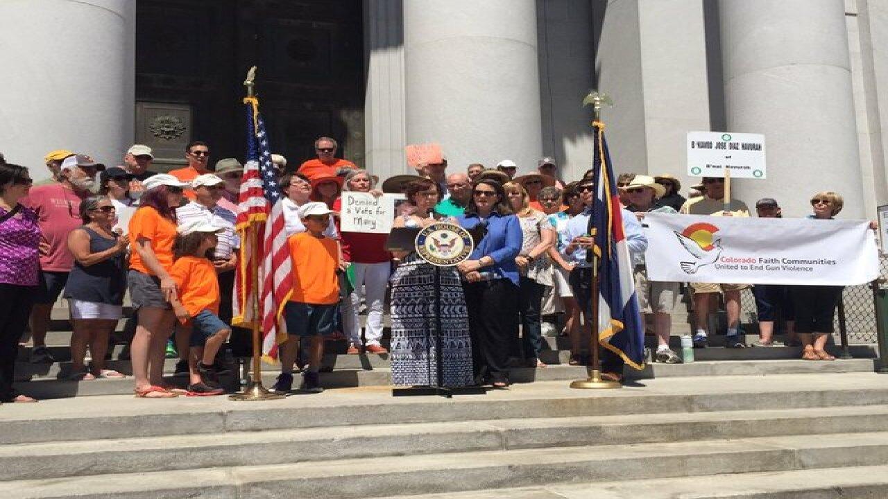 Colorado rep. calls for assault weapon ban