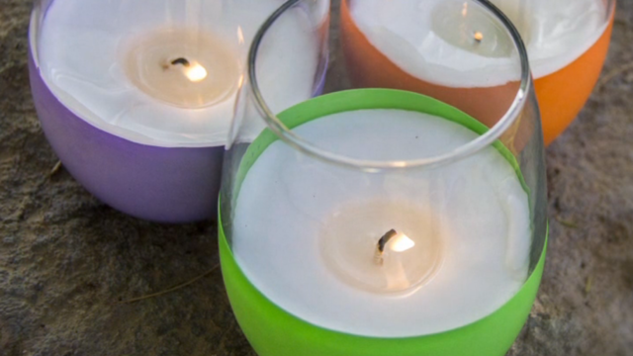 DIY mosquito-repellant candles to keep your blood where it belongs