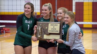 Joliet volleyball seniors