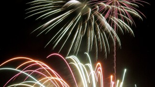 fireworks july 4th AP
