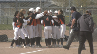 Billings Senior Broncs softball beats Belgrade to extend winning streak to 13