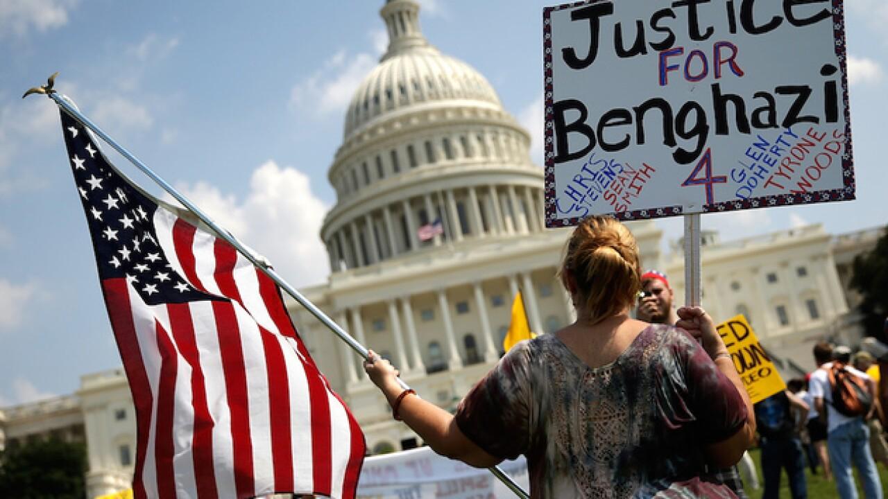 Raid captures planner of 2012 Benghazi attacks