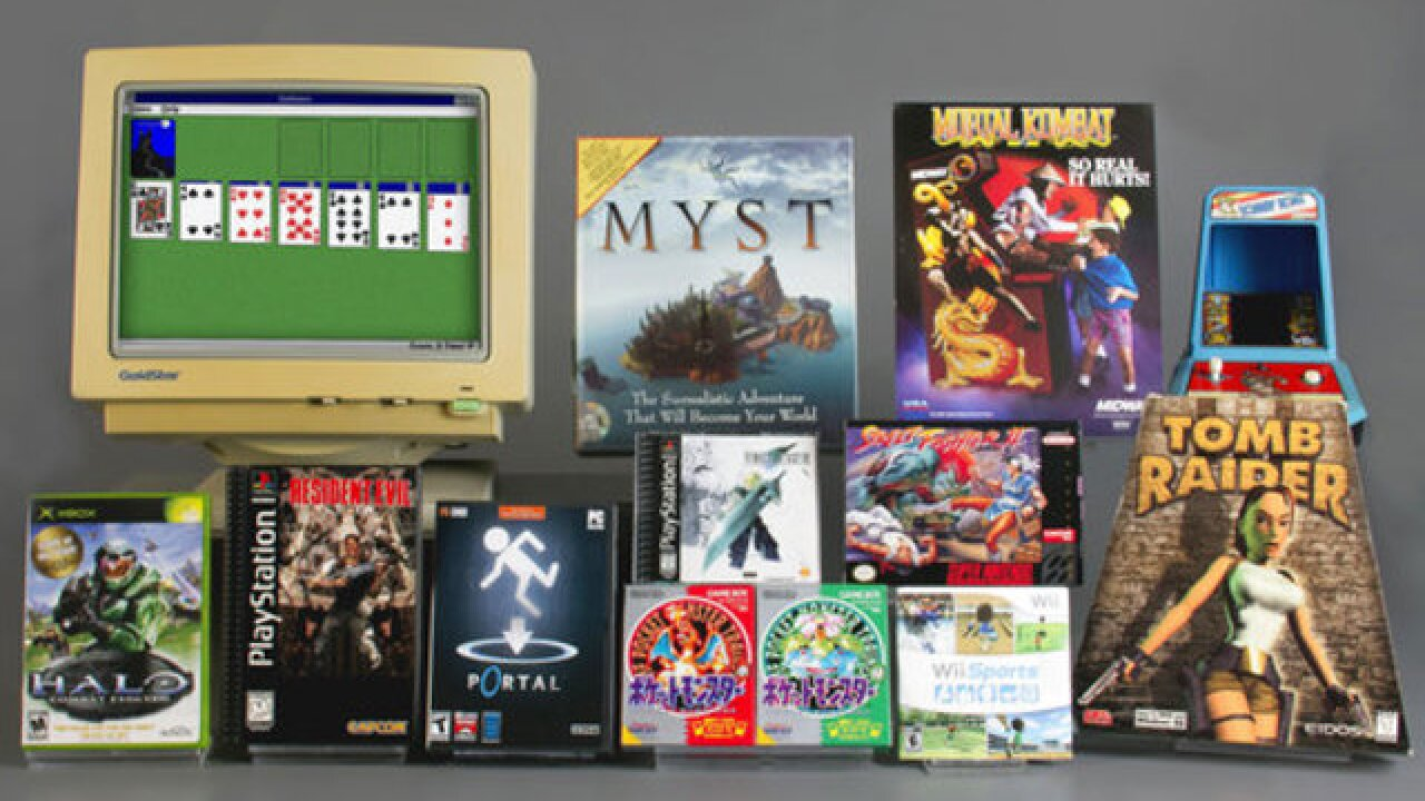 World Video Game Hall of Fame names 2017 finalists
