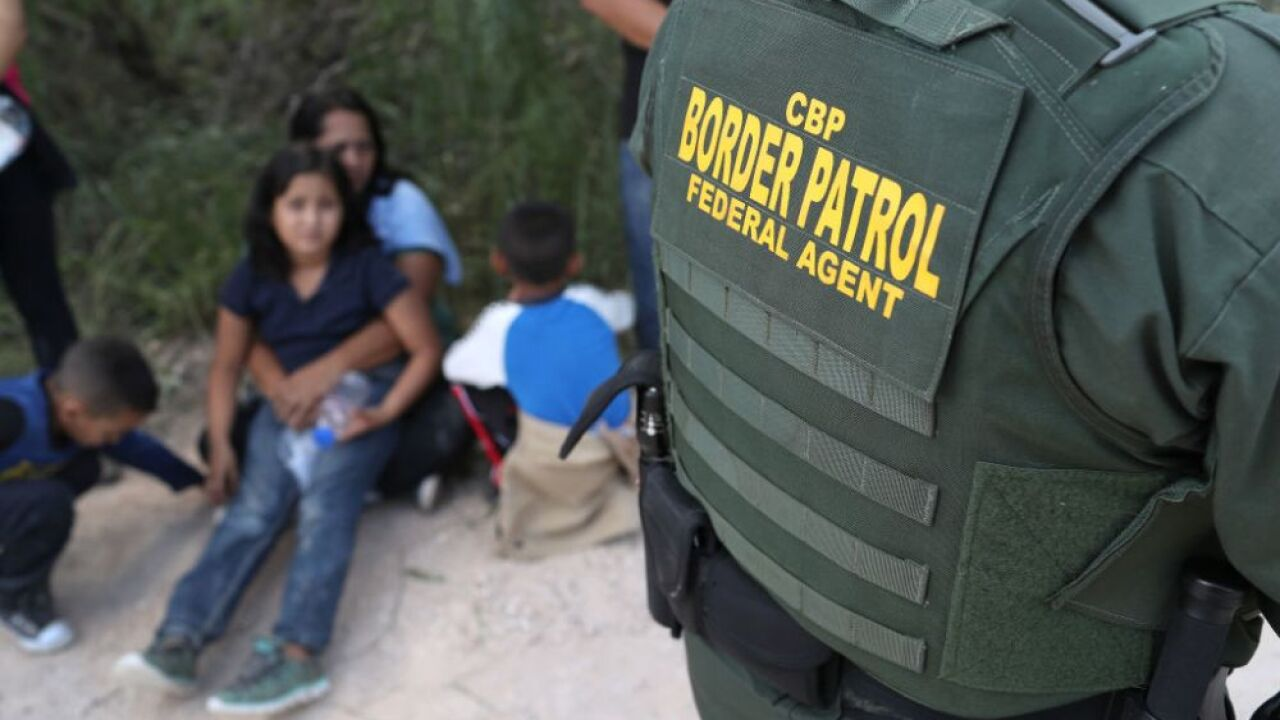 U.S.-Mexico border at 'breaking point' as apprehensions reach new high, CBP says