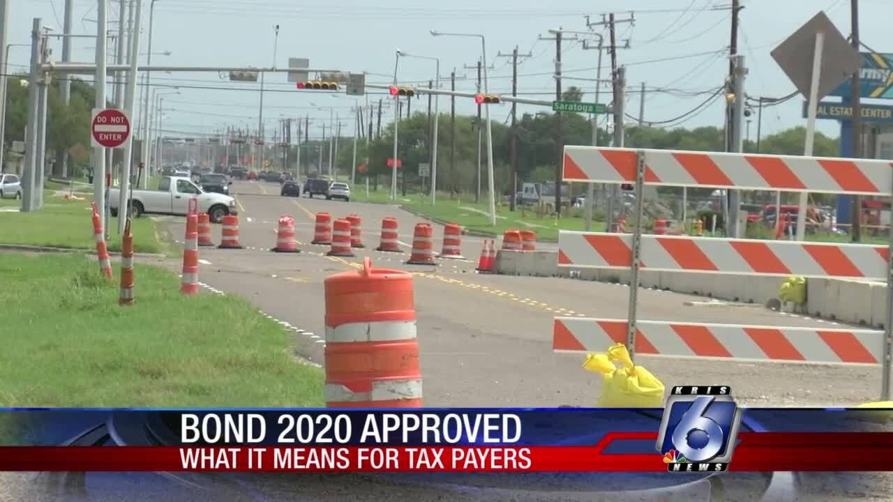 2020 Bond reduced, includes $2M in public-safety design projects