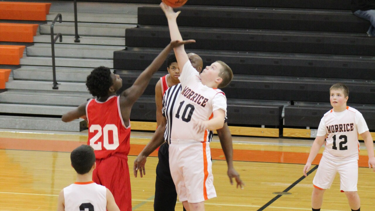 Oll tip off 7th grade basketball team 2019.JPG