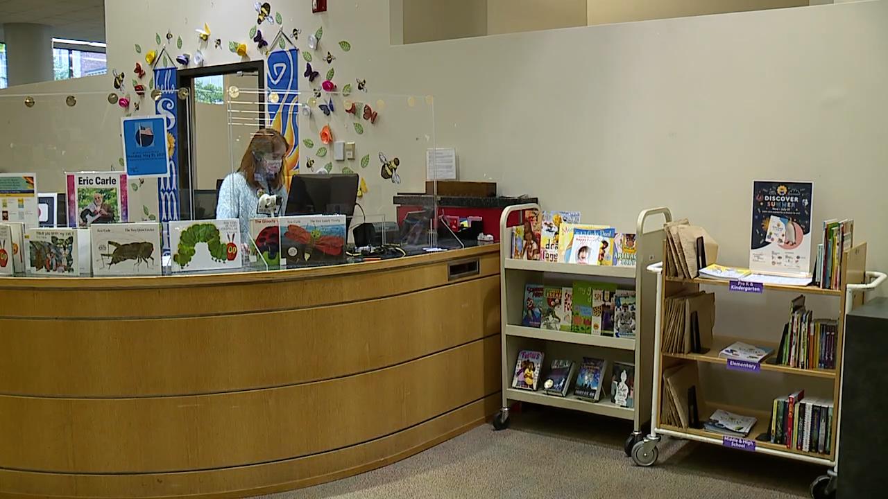 Cincinnati Public Library Discover Summer