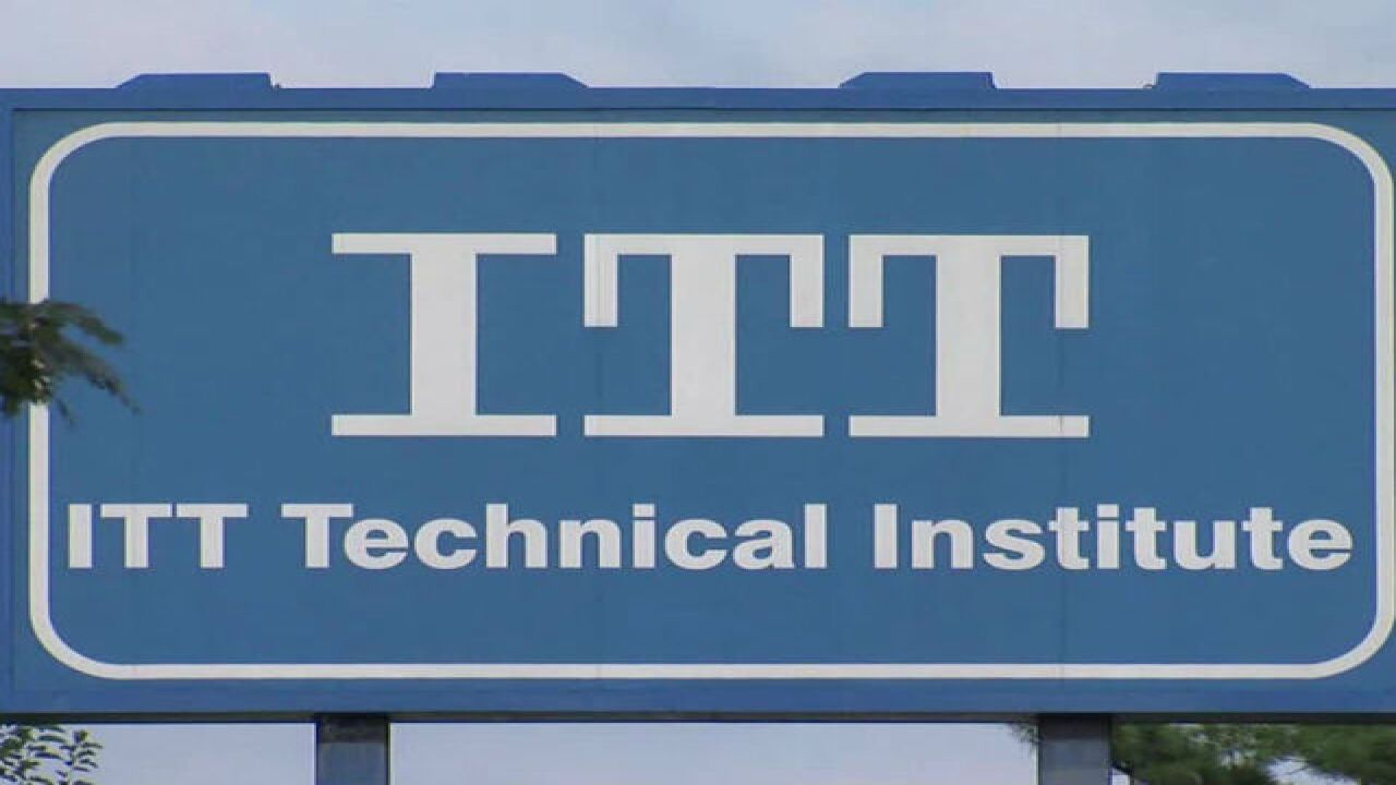 Former ITT Tech employees file lawsuit over termination