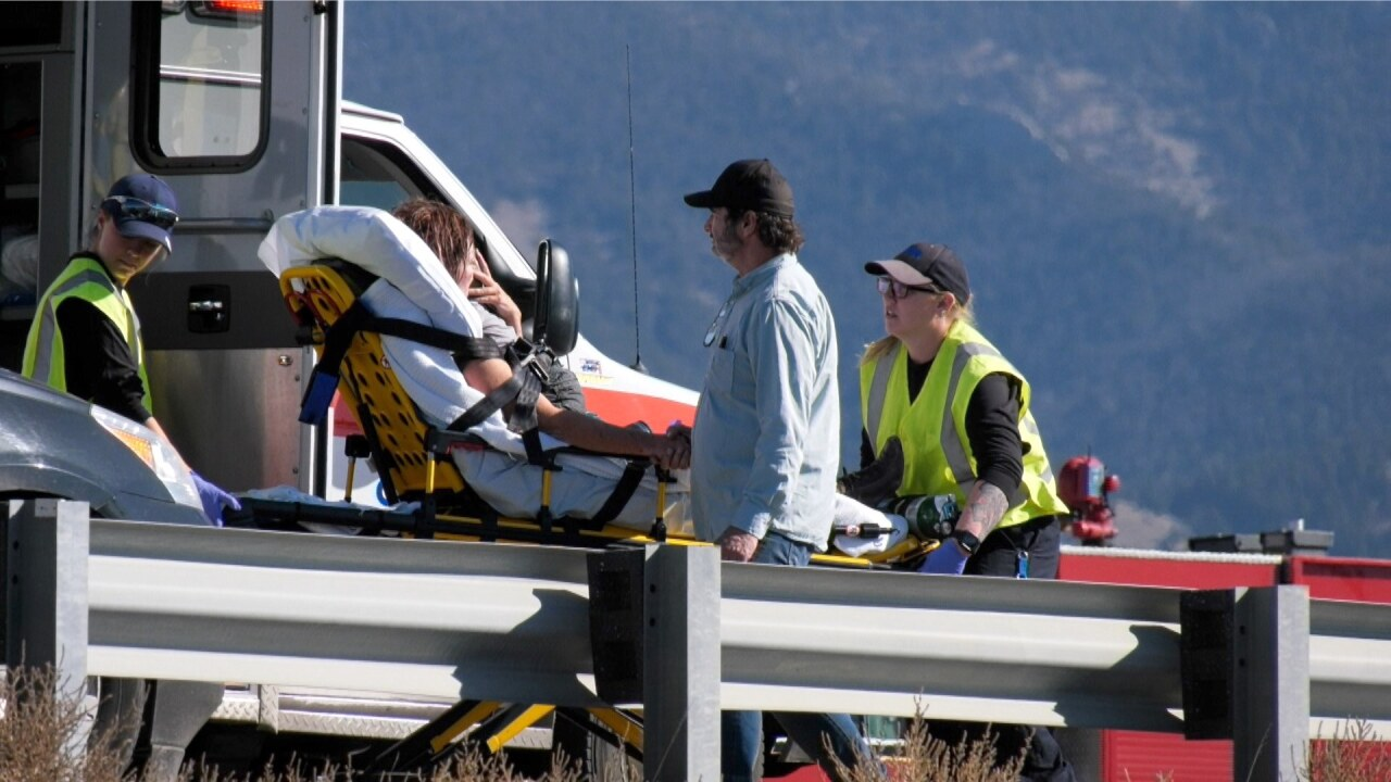 'Thankful and amazed:' Mother of five recalls rollover crash on I-90