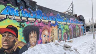 Activist Mural near 14th & Vliet