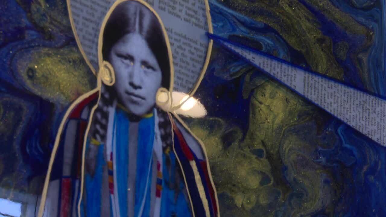 Native American Art Work