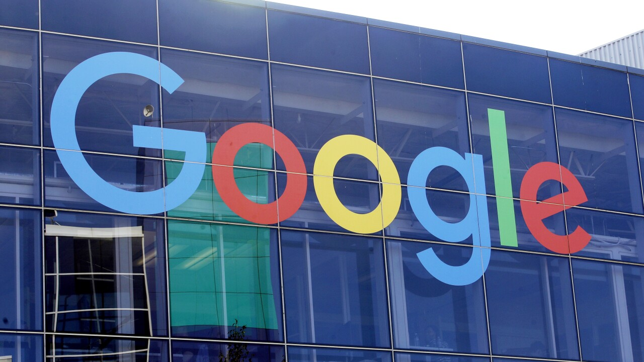Justice Department to file landmark antitrust case against Google