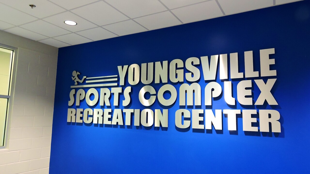 Courtesy Youngsville Sports Complex