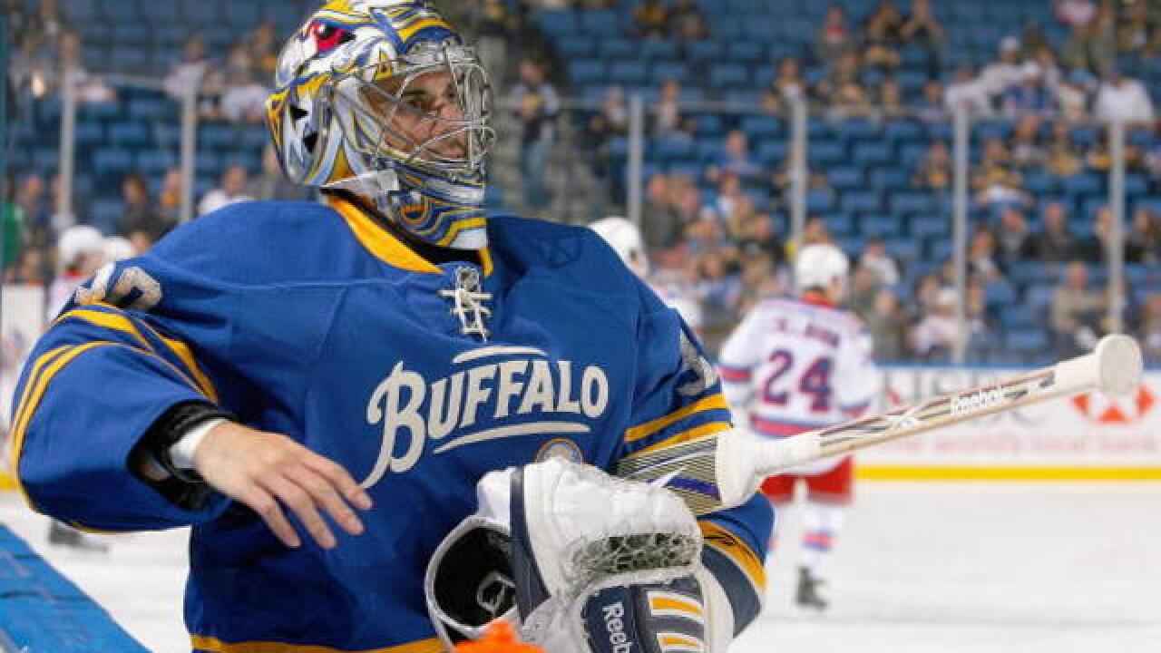 timeless design f541d e6a36 Bove: It's time for the Sabres to lighten up