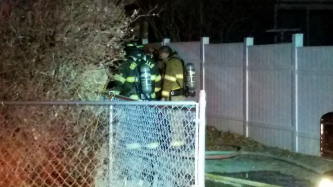 Emergency crews respond to structure fire in Great Falls